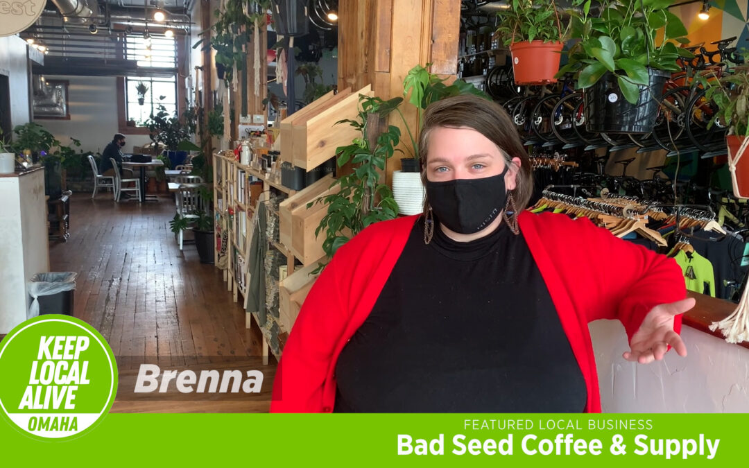 Keep Local Alive video featuring Bad Seed Coffee & Supply