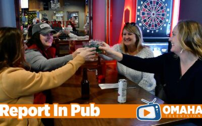 Bottoms Up Bar Tour  |  Episode 3  |  Report In Pub