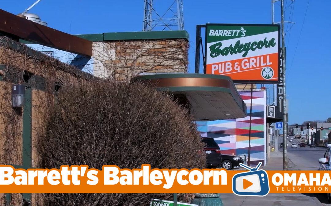 Barrett's Barleycorn Pub & Grill | Bottoms Up Bar Tour episode 7