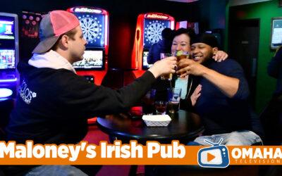 Maloney's Irish Pub | Bottoms Up Bar Tour episode 5
