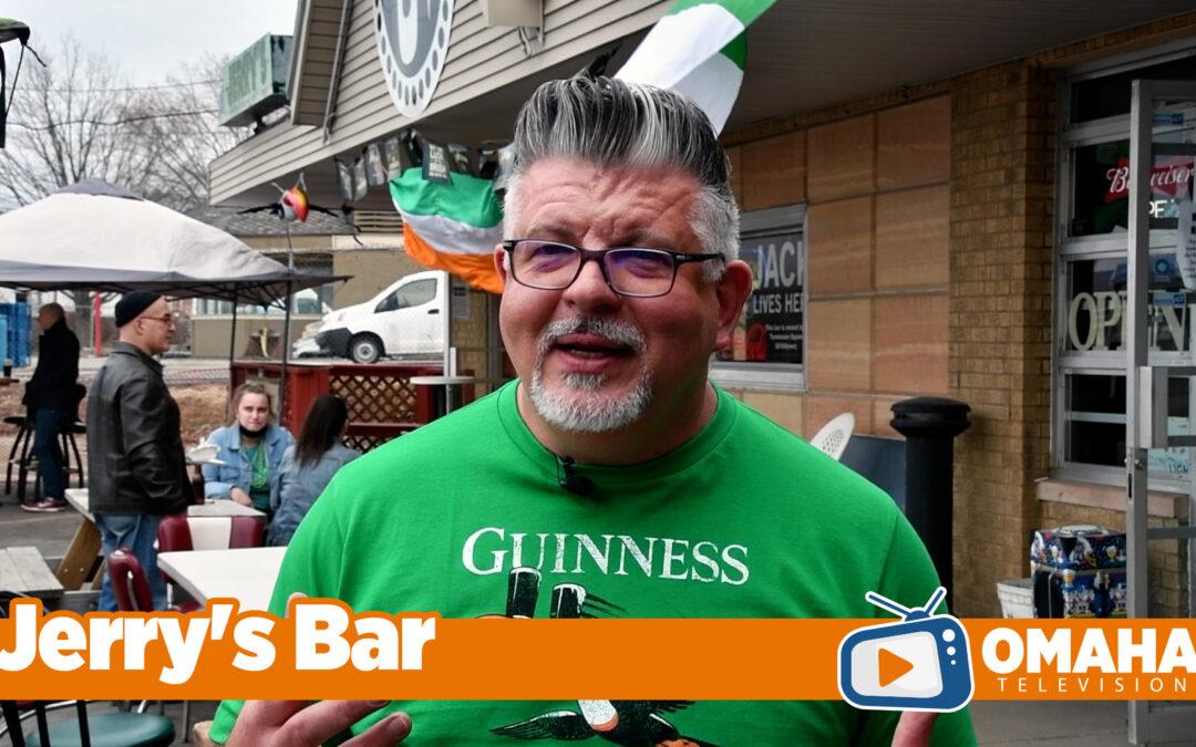 Jerry's Bar | Bottoms Up Bar Tour episode 6