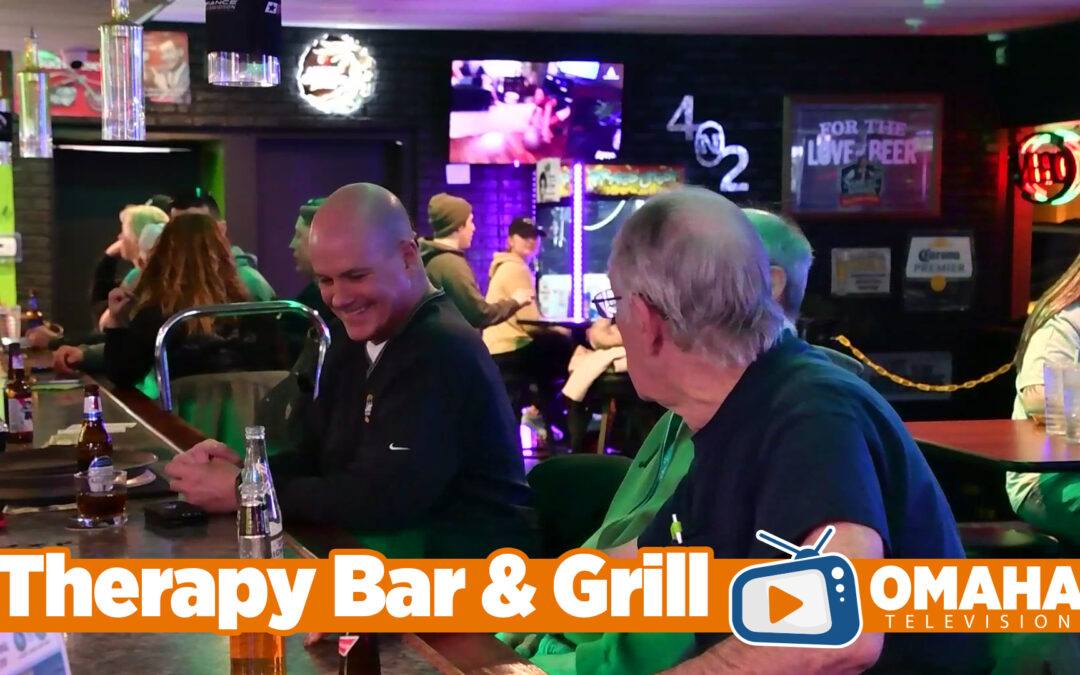 Therapy Bar & Grill | Bottoms Up Bar Tour: Episode 4