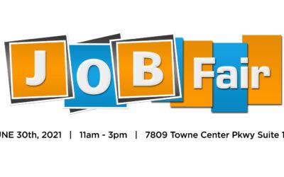 Shadow Lake Towne Center Hosting Community Job Fair
